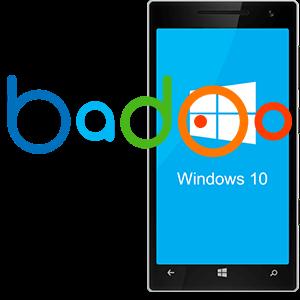 приложение badoo windows phone
