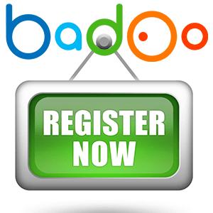 Регистрация на баду