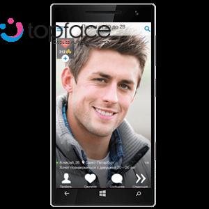 Topface Windows Phone