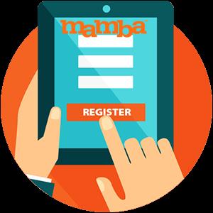Регистрация на Мамбе