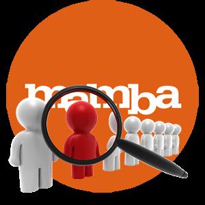Поиск пользователей на Мамбе